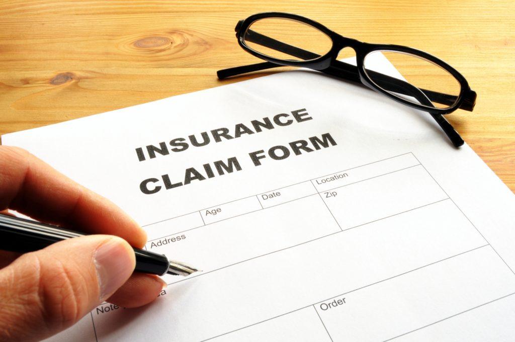 Roof Damage Insurance Claim