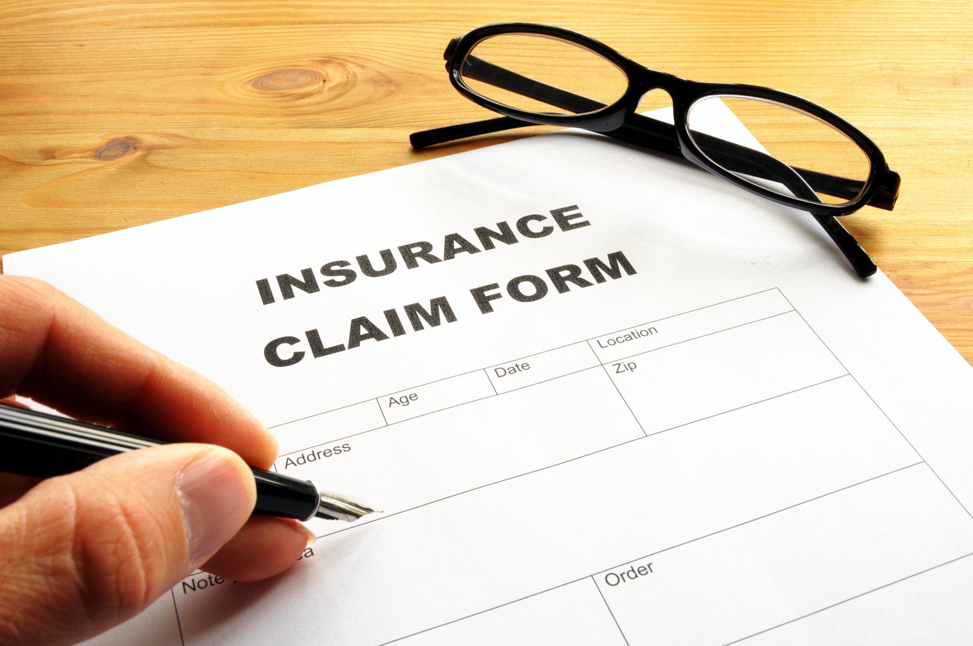 Roofing Repair Replacement Insurance Claim Wind And Hail Damage
